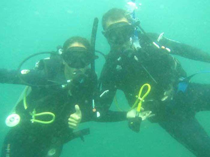 Taganga: submarinismo lowcost
