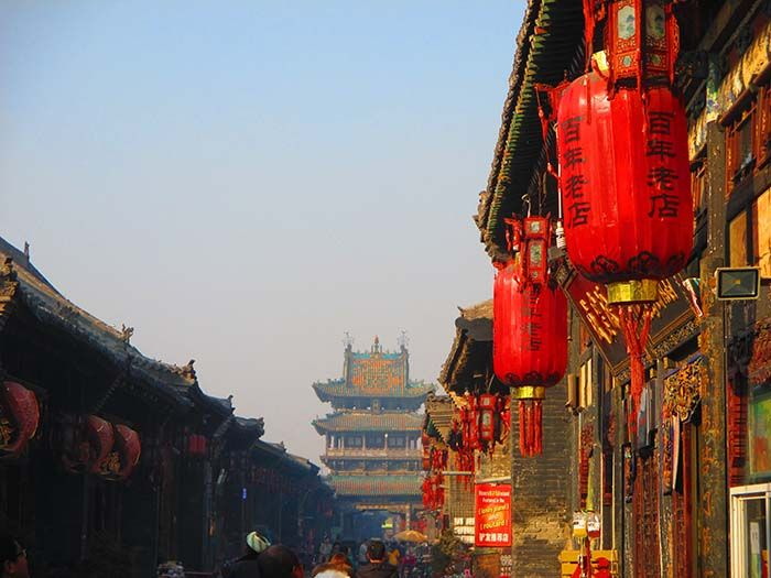 City Tower, Pingyao, China