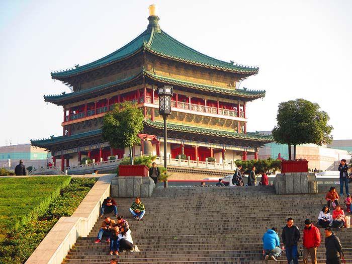 Bell Tower de Xian