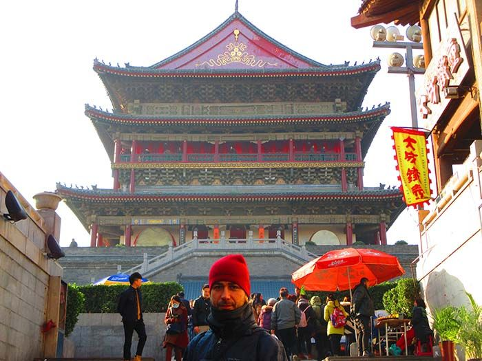 Drum Tower de Xian
