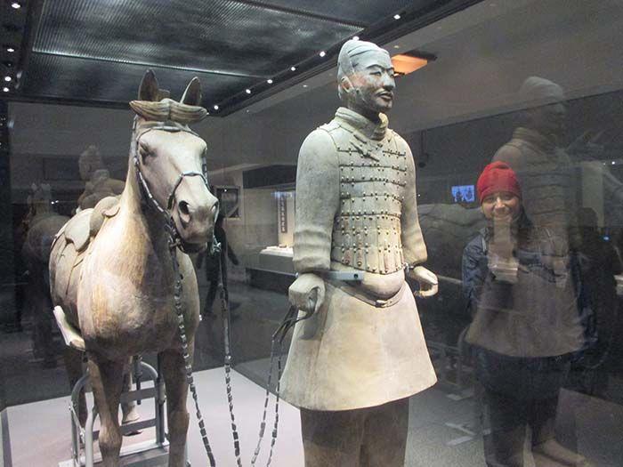 Ejercito de Guerreros de Xian