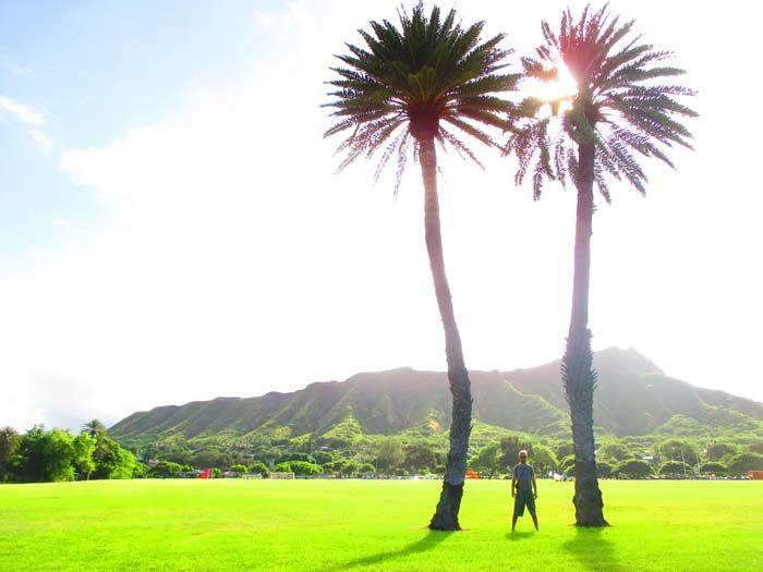 Oahu, Honolulu, Hawaii