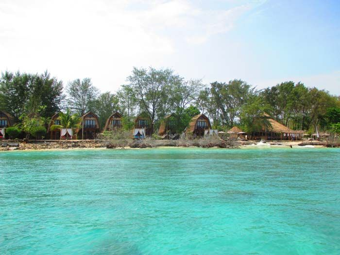 Bali y Gili