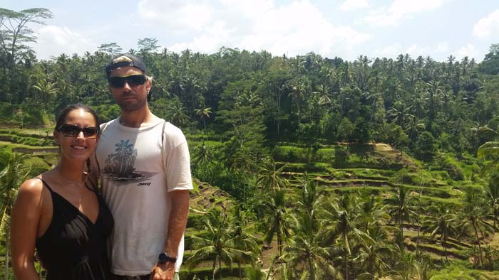 Arrozales de Tegalalang, Ubud, Bali
