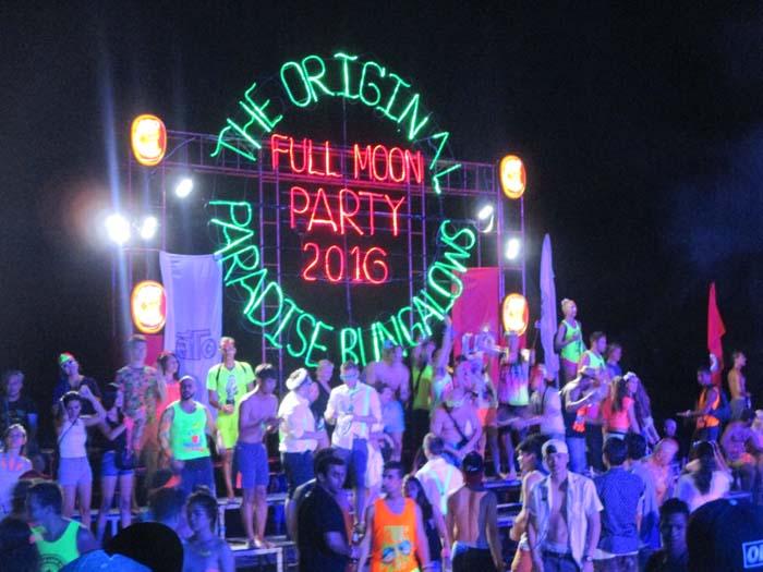Koh Phangan Y La Full Moon Party Todo Lo Que Debes Saber