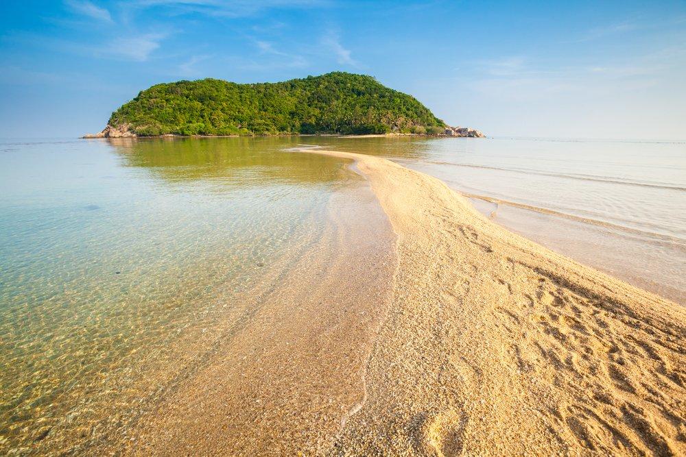 Haad Mae Beach, Koh Phangan
