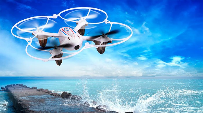 syma-x11c-mini-drone-barato Regalos para viajeros