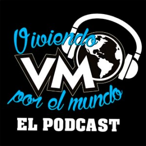 Logo Podcast Viviendo por el Mundo