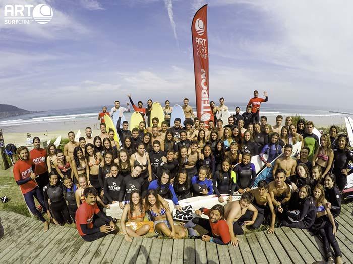 Galicia las mejores playas de España para aprender a surfear