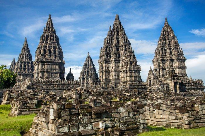 Yogyakarta y el templo budista más grande del mundo