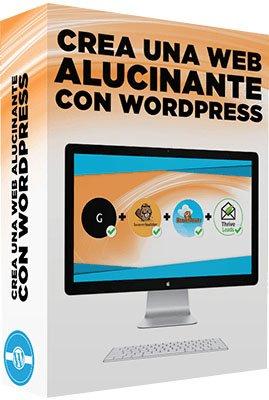 Crea una web alucinante con WordPress