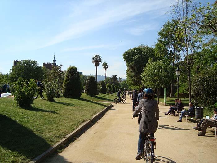 Barcelona Bici eléctrica 11