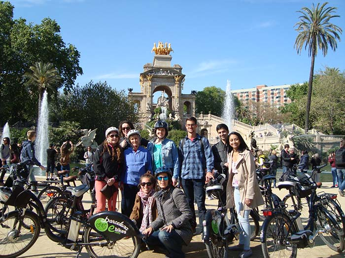 Barcelona Bici eléctrica 12
