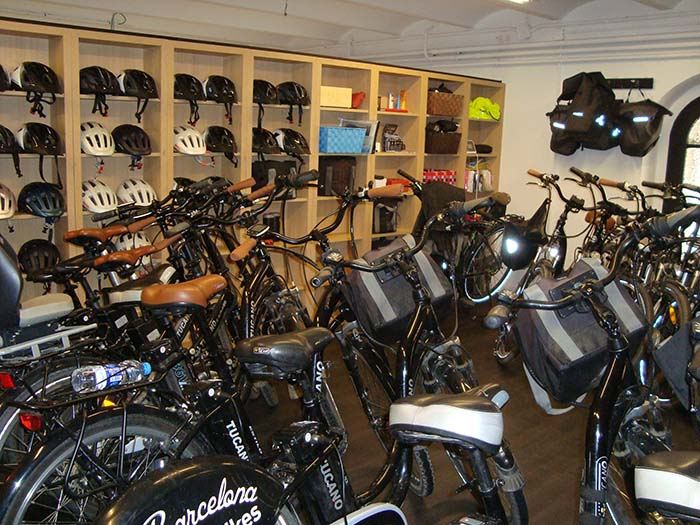 Barcelona bici eléctrica 4