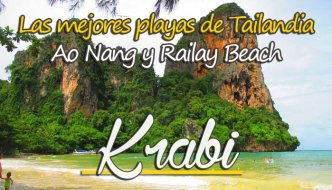 Las mejores playas de Krabi, Tailandia