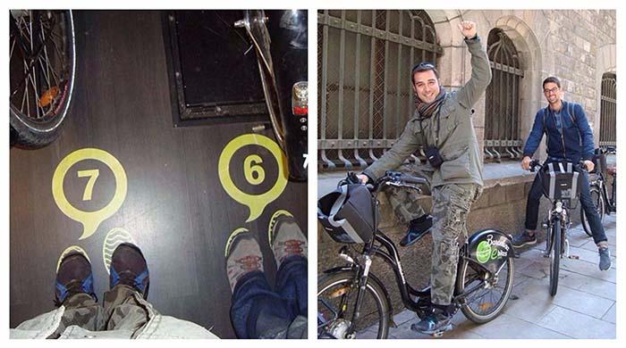 Tour bicicleta electrica 2