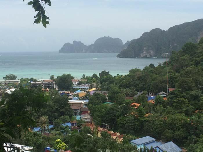 View Point Koh Phi Phi Tailandia