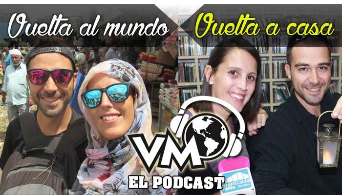 Podcast Vuelta al Mundo Vuelta a casa