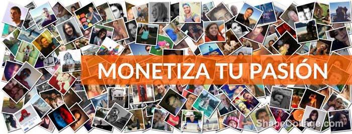 Monetiza tu Pasión facebook
