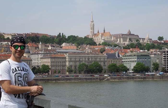 Vistas desde el Puente de la Cadenas