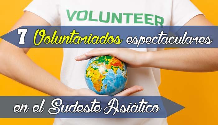 Voluntariados Sudeste Asiático