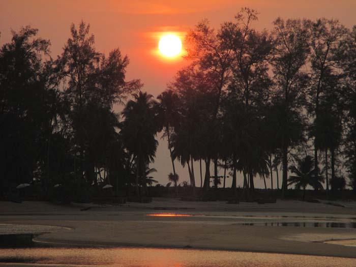 Donde dormir en Koh Phra Thong
