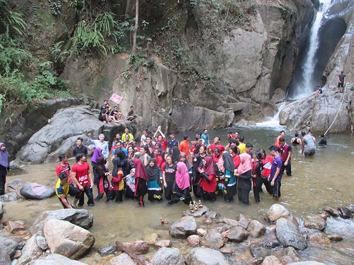 Cascadas chiling Kuala Lumpur