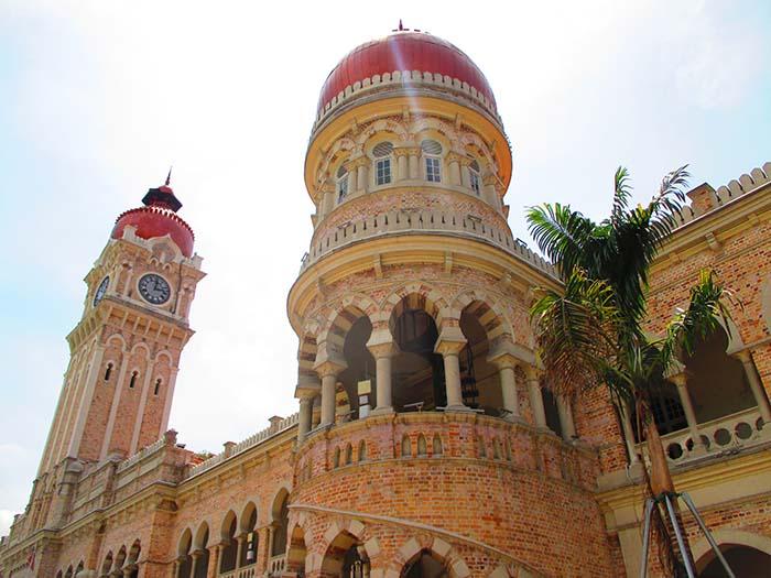 Edificio Bangunan Sultan Abdul Samad Viviendoporelmundo