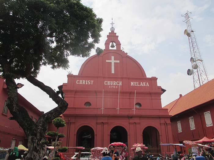 Iglesia Christ Church Melaka