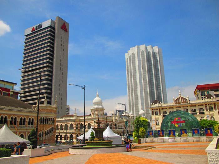 Mezcla cultural Kuala Lumpur Viviendoporelmundo