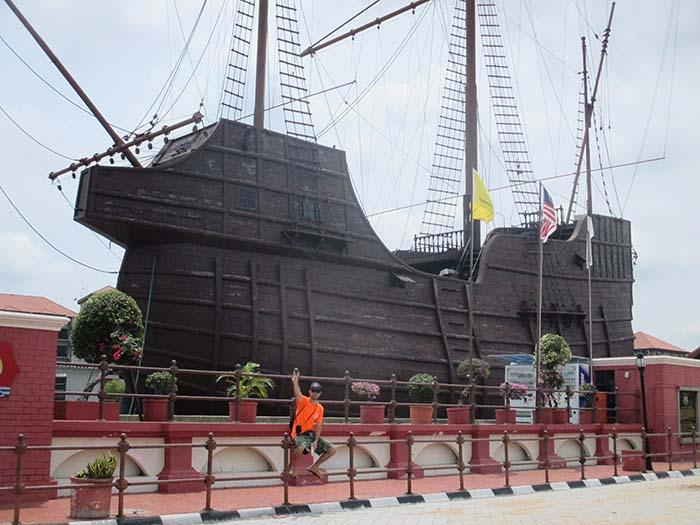 Museo Marítimo de Melaka