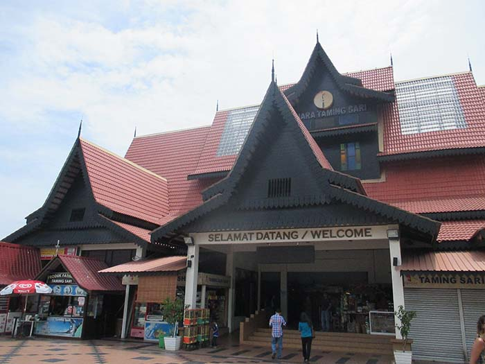 Palacio del Sultán melaka