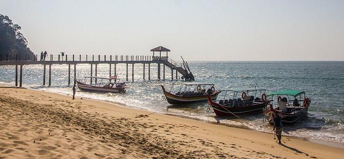 Kerachut Beach o Turtle Beach