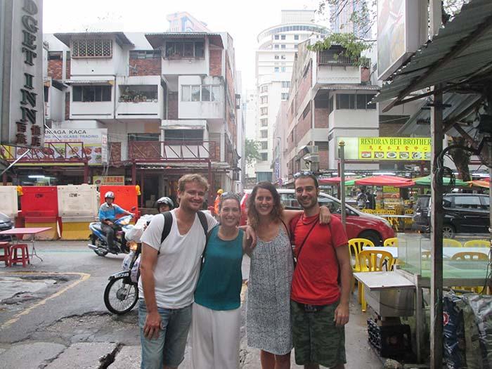 Calle Jalan Alor Kuala Lumpur