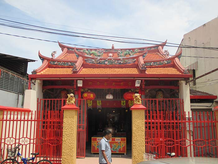Templo Cheng Hoon Teng melaka