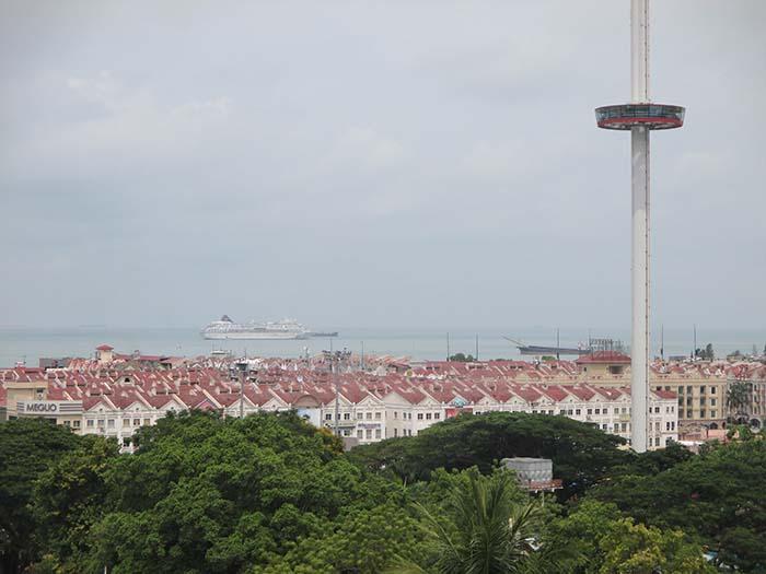 Torre Taming Sari Melaka