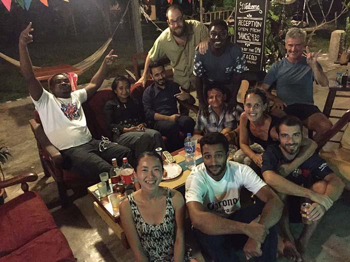 Amigos en Langkawi de Viviendoporelmundo (164)