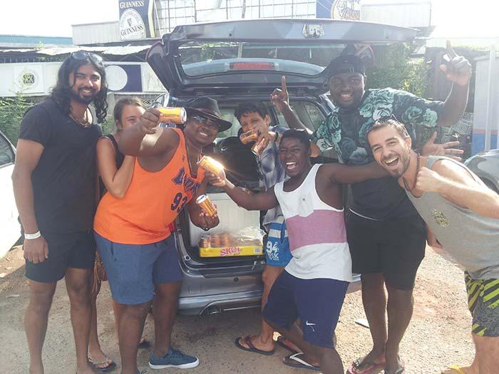 Amigos en Langkawi de Viviendoporelmundo
