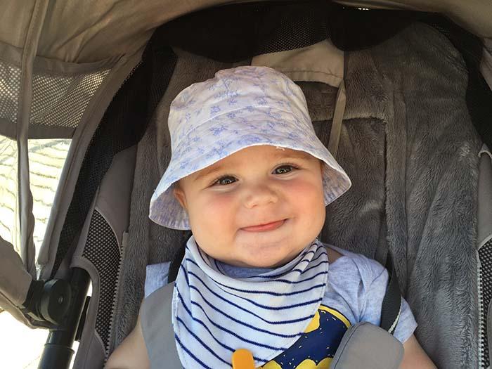 ¿Estaremos haciendo bien viajando con un bebé tan pequeño
