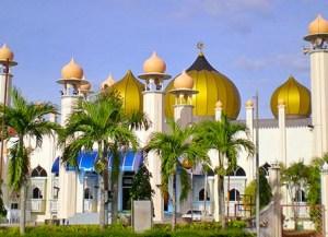 Mezquita Al-Hana Langkawi Viviendoporelmundo