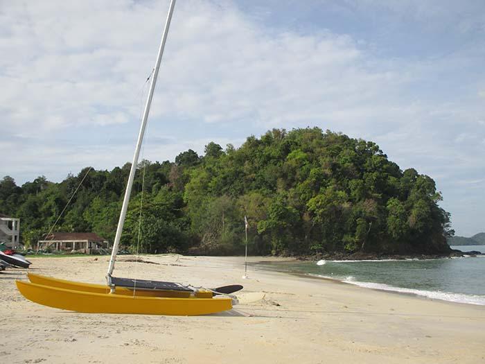 Pantai Tengah Langkawi Viviendoporelmundo