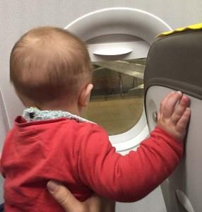 Qué tener en cuenta al decidir un destino para viajar con un bebé