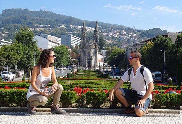 Viviendoporelmundo Excursión a Guimarares desde Oporto