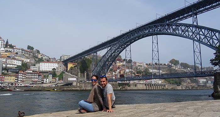 Puente de Don Luís I Viviendoporelmundo