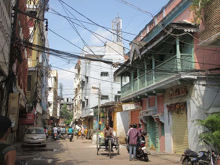 Cableado eléctrico en Hyderabad Viviendoporelmundo