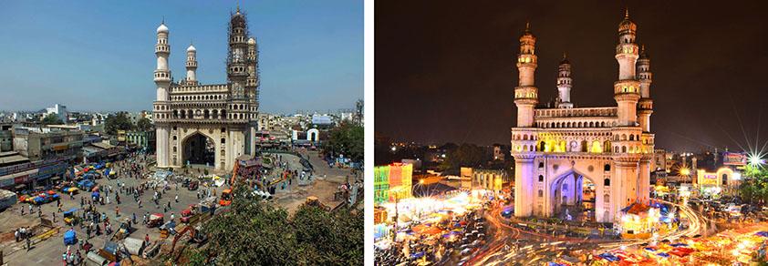 El Charminar Hyderabad Viviendoporelmundo