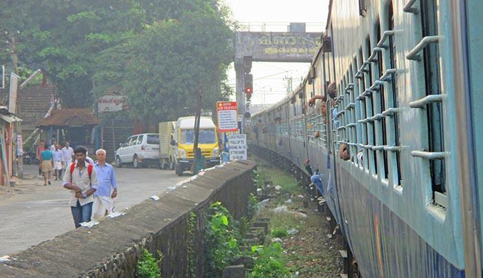 GUIA para comprar online billetes de tren en India