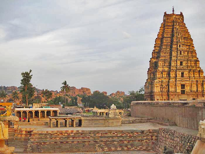 Sri Virupaksha Temple