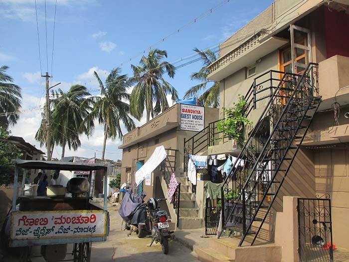 Dónde dormir en Hampi, Sandhya Guest House