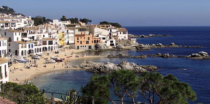 Top 9 pueblos bonitos de Cataluña. Calella de Palafrugell
